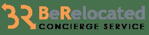 Be Relocated Concierge Service Horizontal Logo Retina