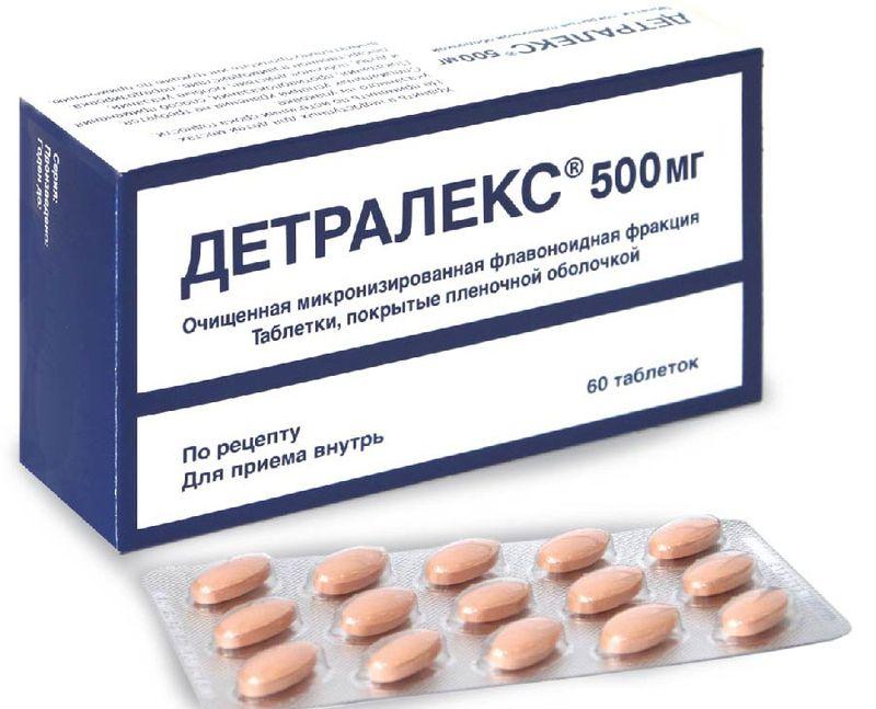 pregătiri și medicamente din varicoză