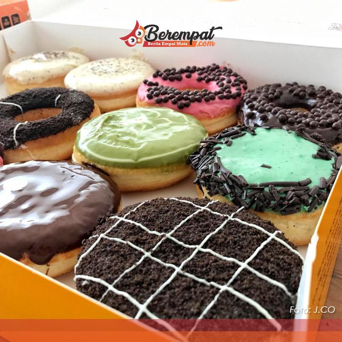 Bagaimana J Co Bisa Besar Dan Menyaingi Dunkin Donuts Berempat