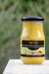 Photo produit - moutarde curcuma épices