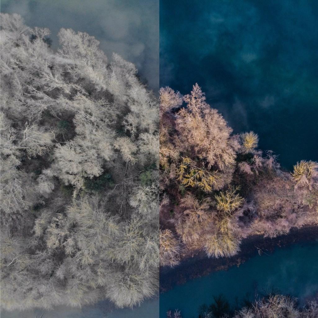Photographie drone - Pont saint esprit
