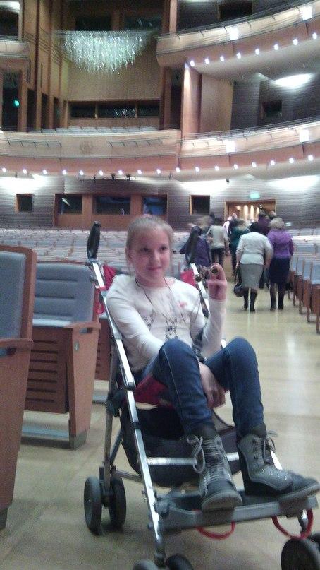Балет «Жизель» в Мариинском театре