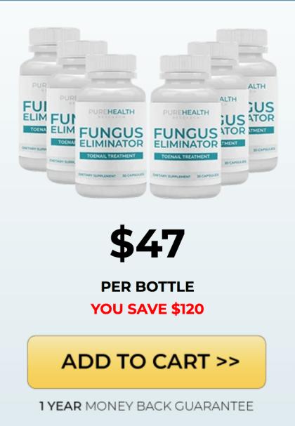 fungus eliminator purehealth