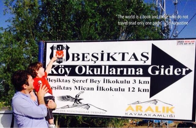 """""""Beşiktaş Köy Okullarına Gider"""""""