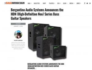 BassMusicianHDNSpeakers