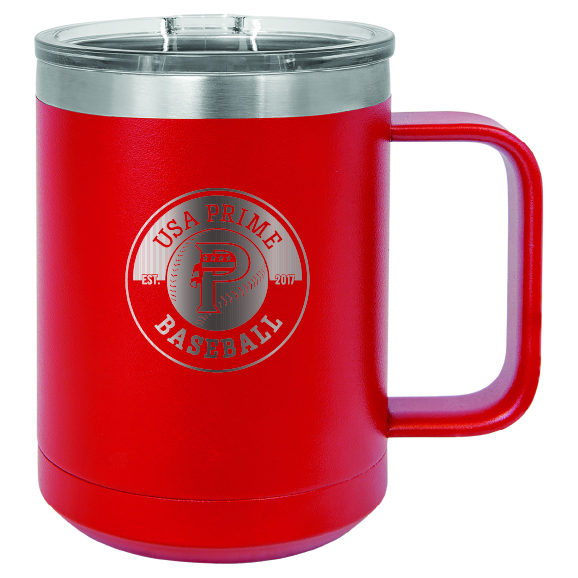 15oz USA Prime Logo Tumbler Mug