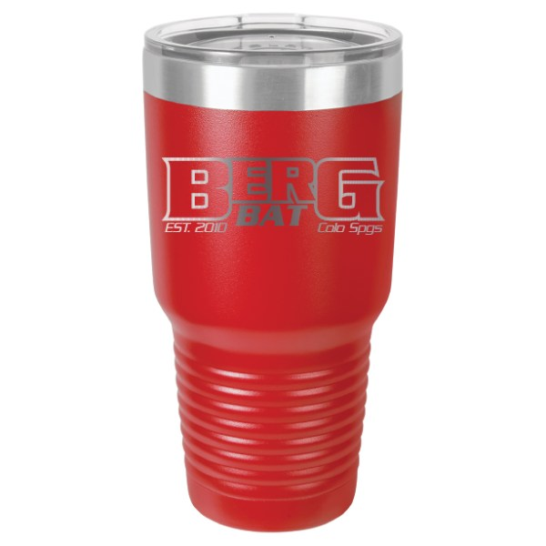 30oz Outline Logo Tumbler