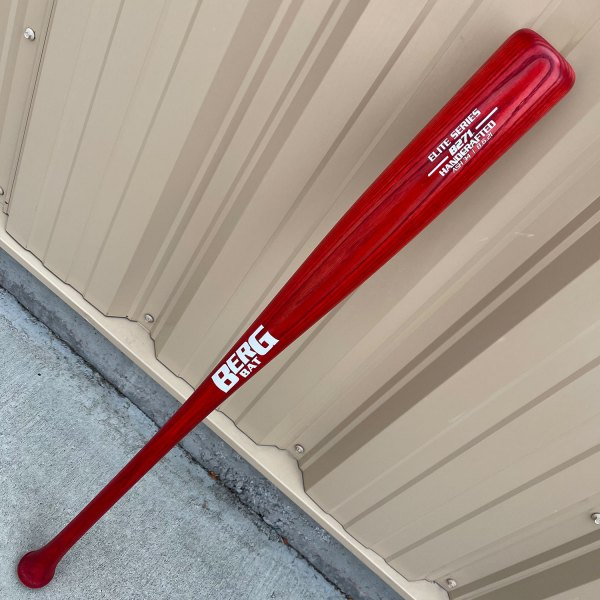 34″ – Ash – B271 – Red / White trim