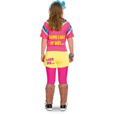 Er kostumer kvinder 80 til kostume 80er