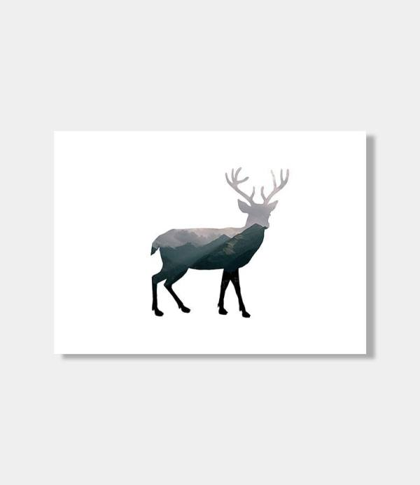 Amano deer