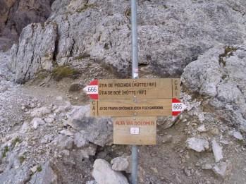 Einstieg ins Val Setùs