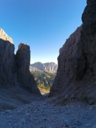 Blick durch das Val Setùs
