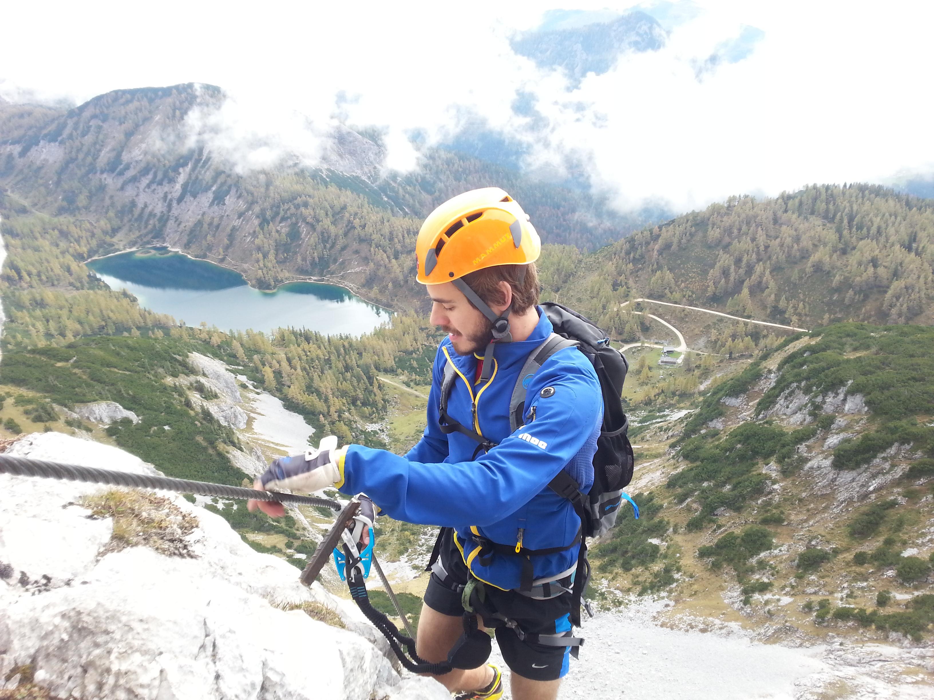 Klettersteigset Tipps : Klettersteigset online kaufen kaufberatung günstig