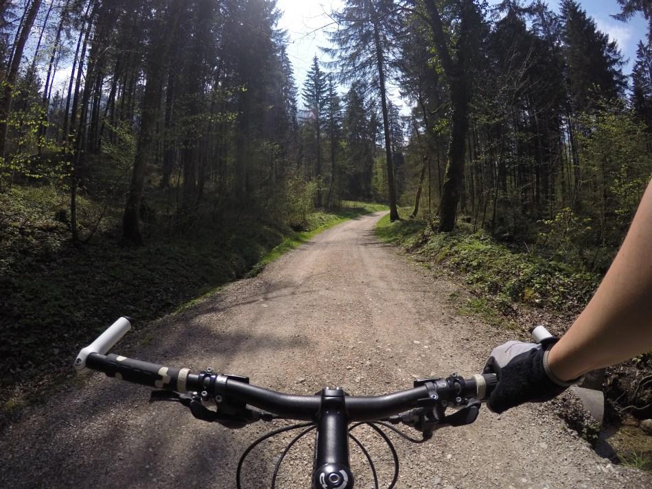 Untersberg Mountainbike Runde