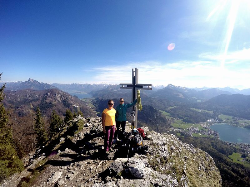 Klettern Frauenkopf