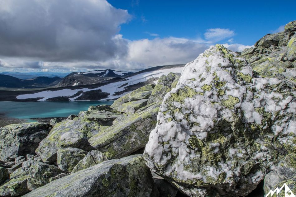 Panorama Snøhetta.