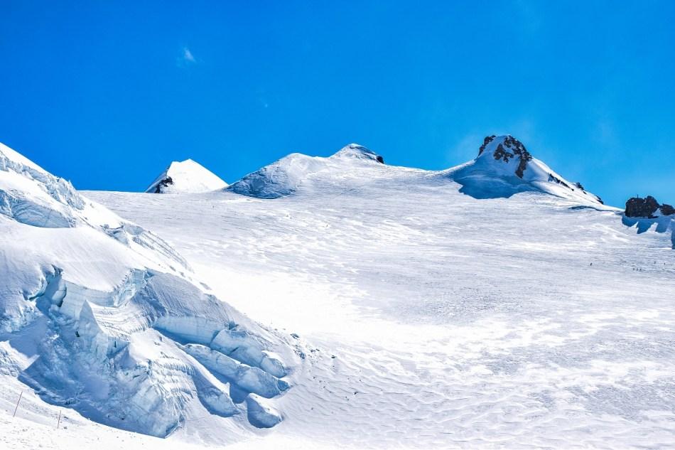 Skitour Gnifetti-Hütte