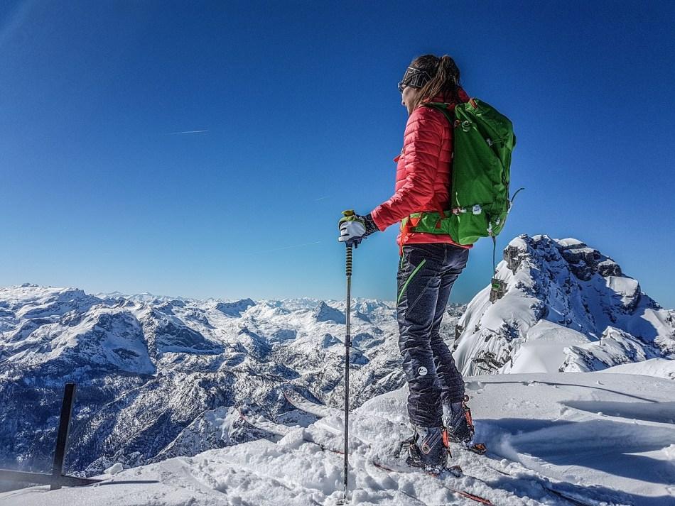 Skitour Hocheck