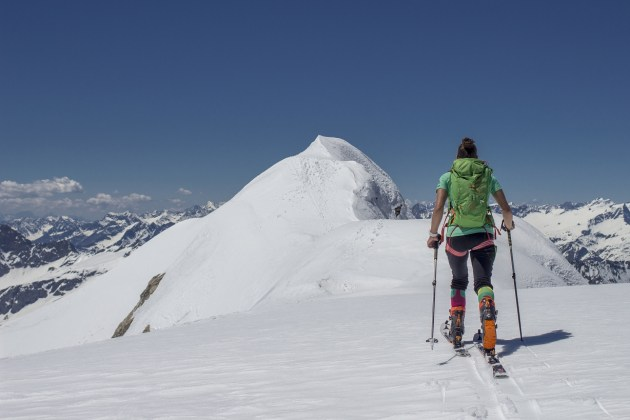 Hohe Riffl Skitour