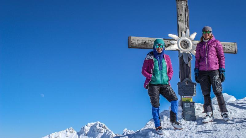 Gipfel Kammerlinghorn