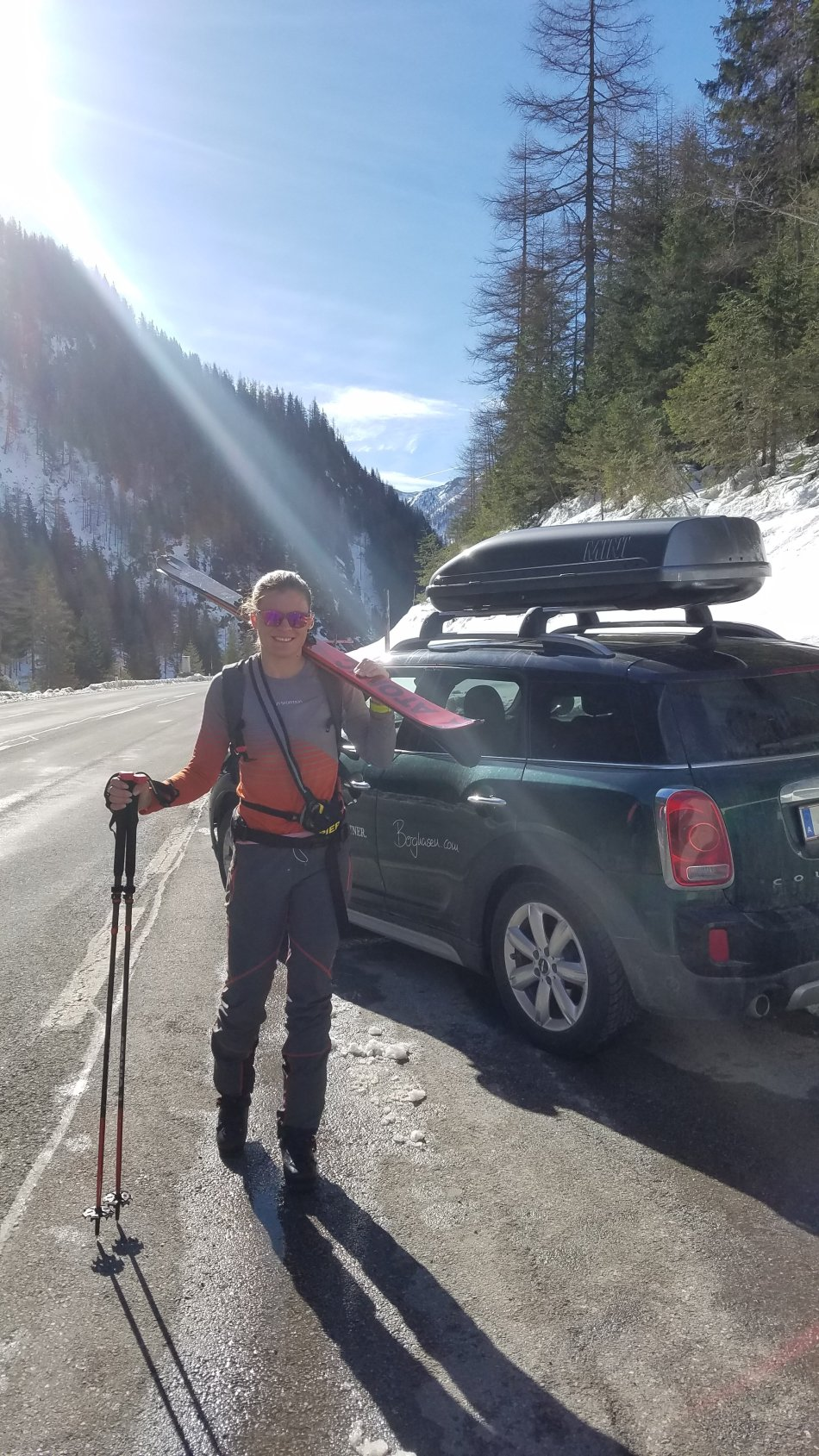 Skitour auf die Große Kesselspitze