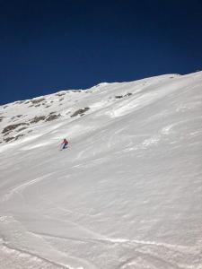 Wermutschneid Skitour Trog