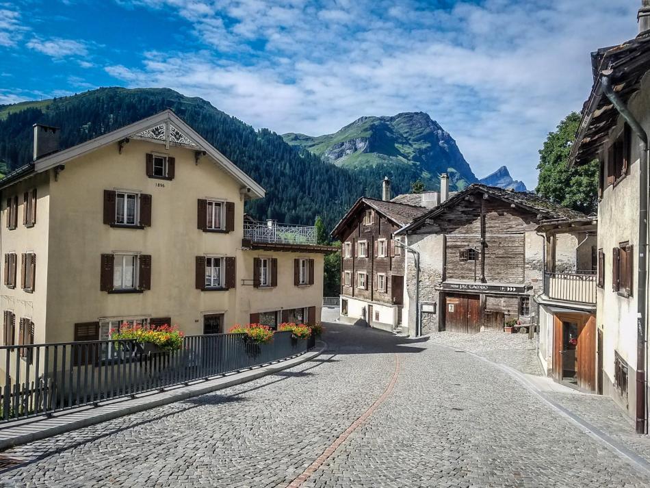 Graubünden Rennrad