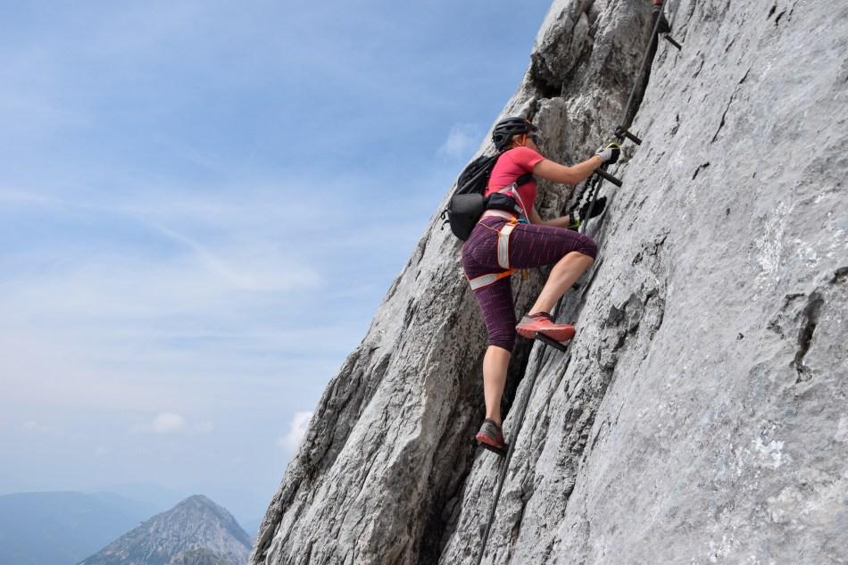 Klettersteig Dachstein