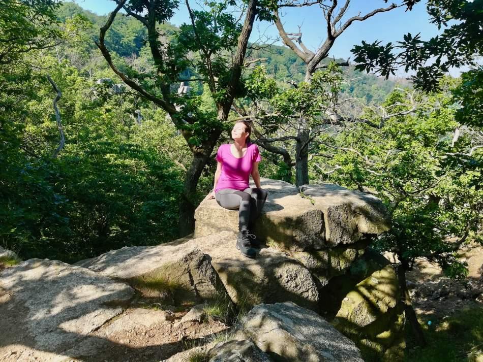 Wandercoaching mit Christin Berges