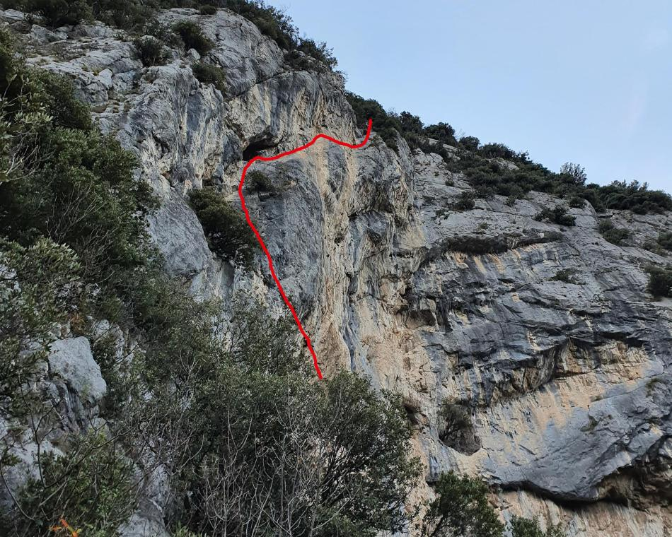 Fiori di Primavera Klettern Gardasee