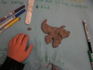Artstory - clay and storyboard4