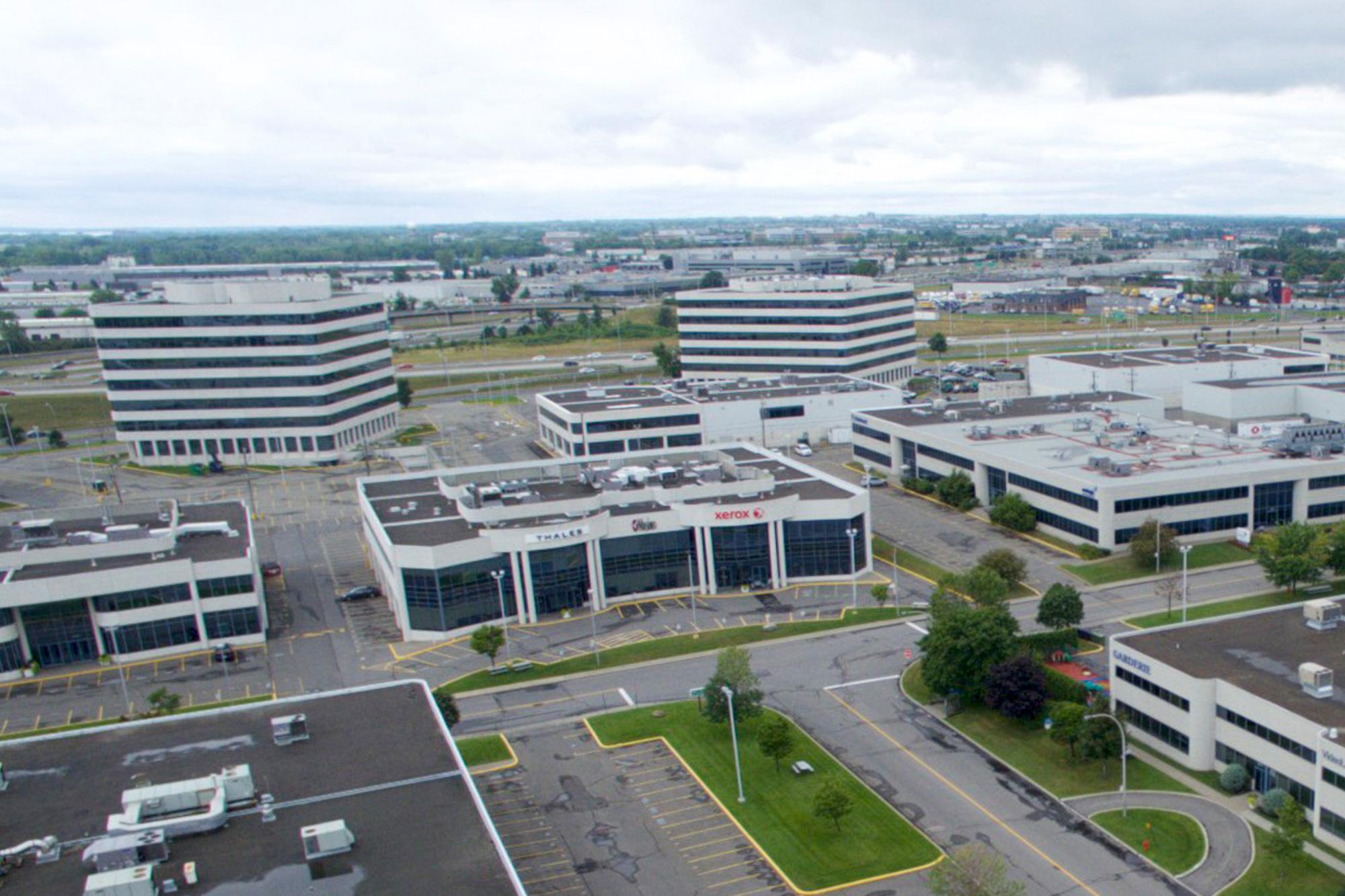Liberty industrial park