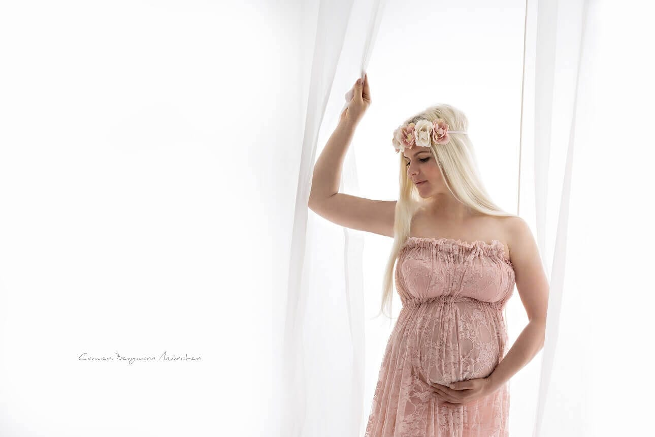 Babybauch Shooting in Berg am Laim