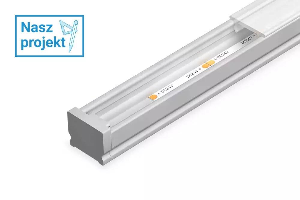 Profile aluminiowe PRO-10