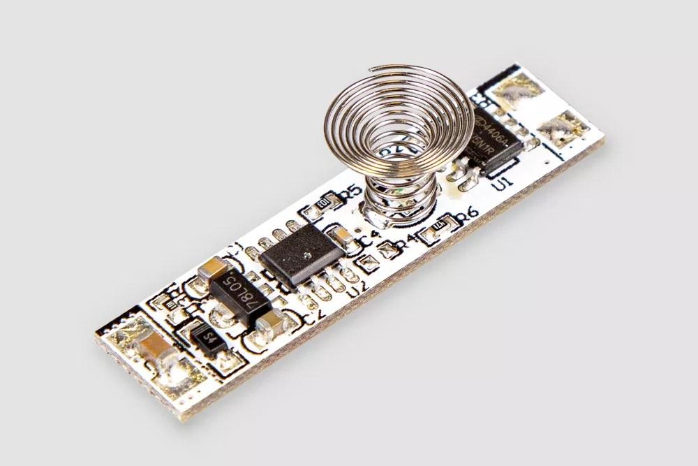 Włącznik dotykowy do LED