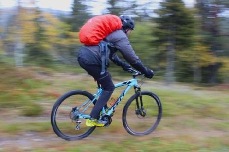 Mit dem Mountainbike durch den Bayerischen Wald