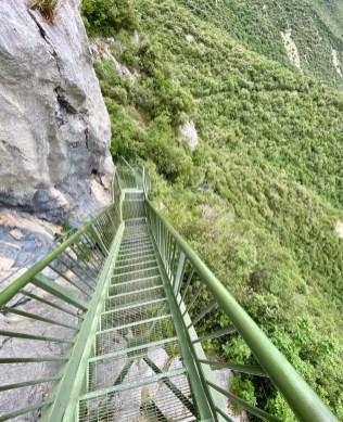 Viele Stufen