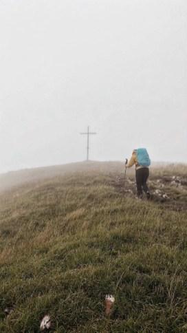 Gipfelkreuz am Sulzenhals