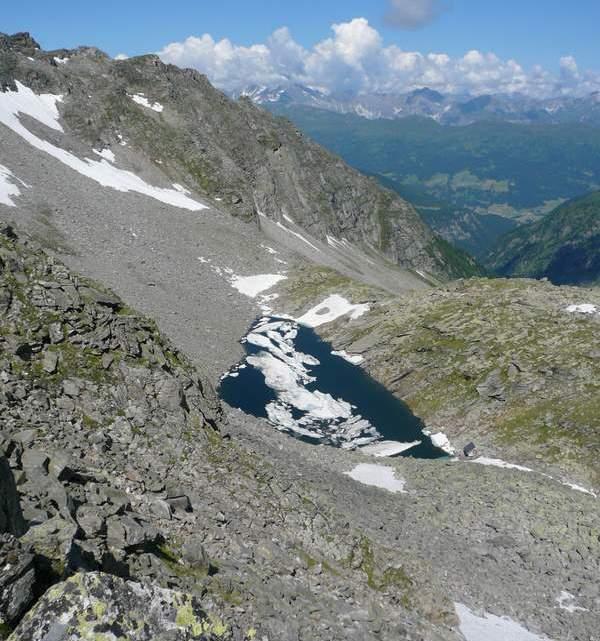 Wildseespitze (2733m)