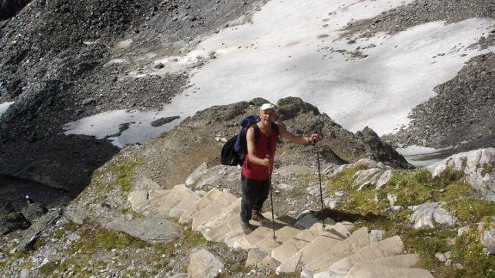 Hint. Seelenkogel in Pfelders  3470 m