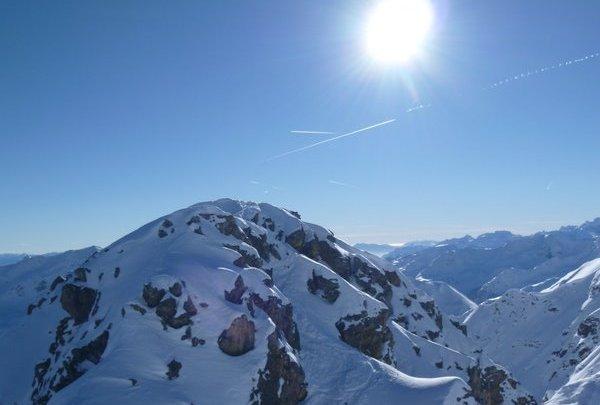 Bei der Stange (2644m)