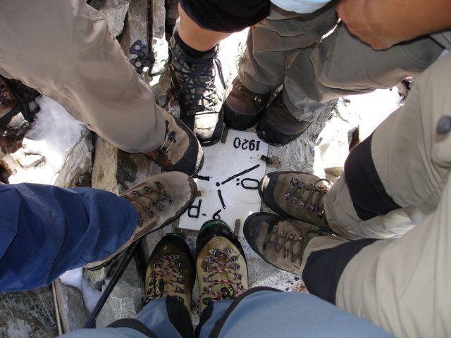 bergportal – Gemeinschaftstour 2010