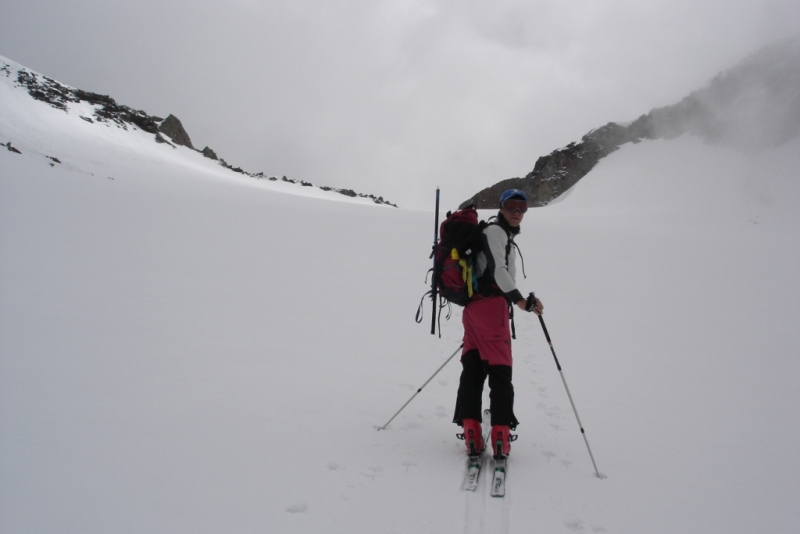 Zuckerhütl  (3507m)