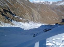 Das Steinbergtal von oben