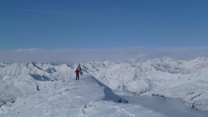 Plankenhorn (2543m)