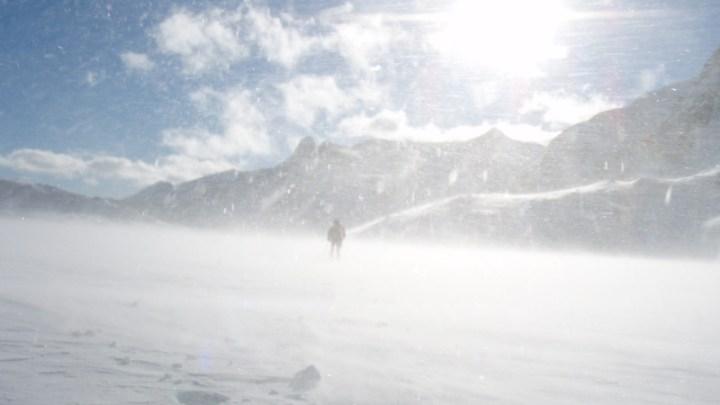 Tratterjoch (5. Hornspitze) 3016m