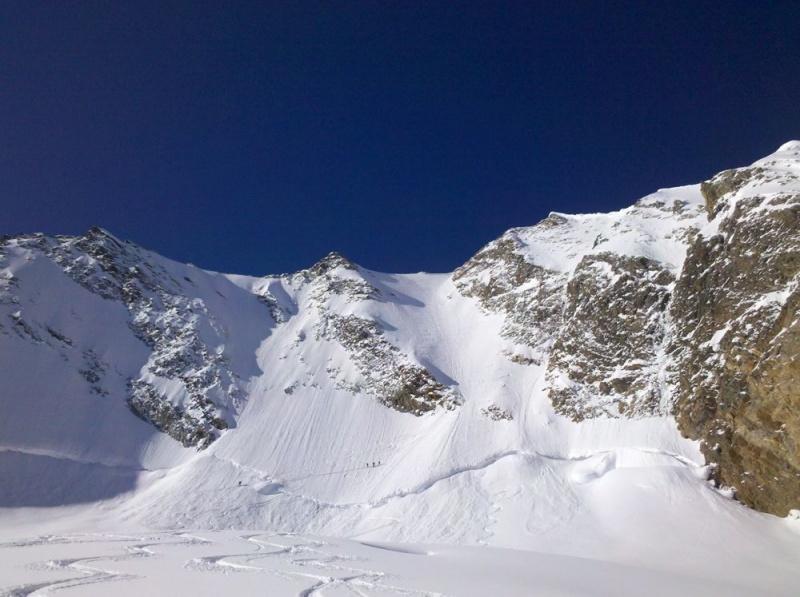 Hochfeiler Nordwand (3510m)