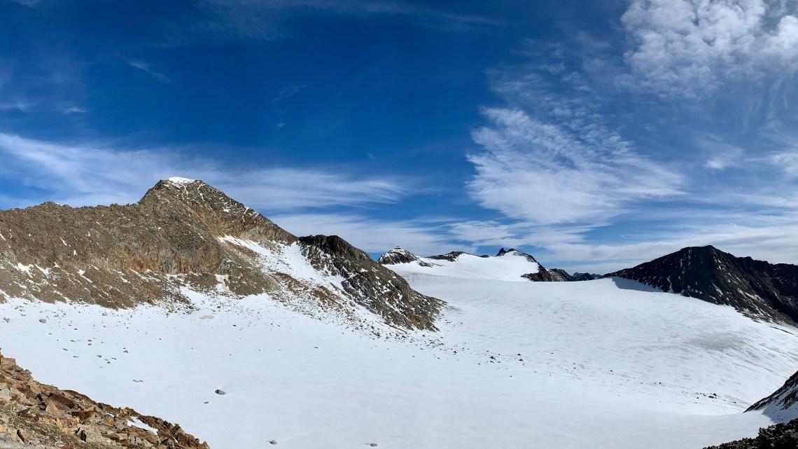 Similaun 3606m Süd West Grat