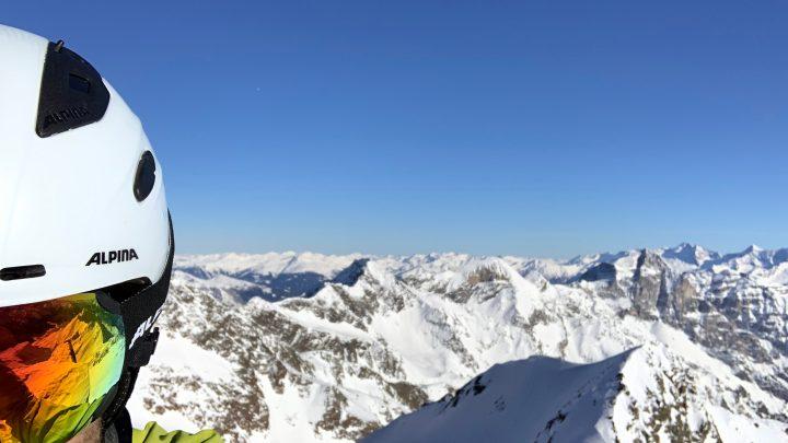 Rocholspitze Pflersch 3078m
