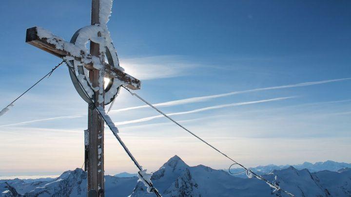 Weißseespitze Nordwand ( 3518mt)